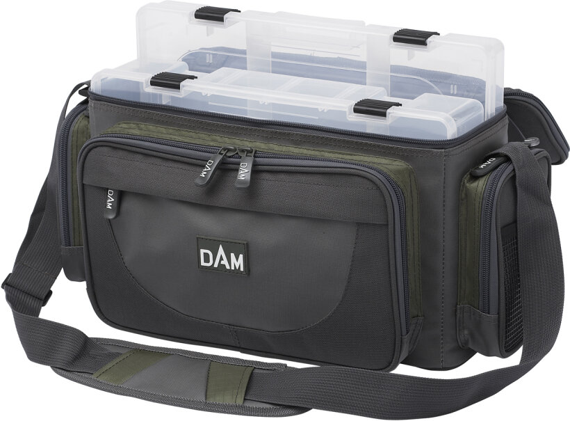 DAM Lure Carryall Small (2 Boxes)